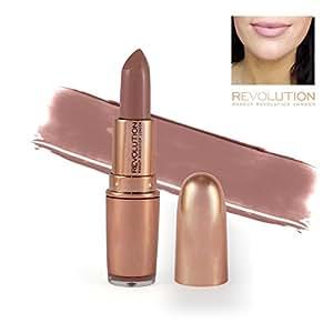 Makeup Revolution Rose Gold Lipstick, Chauffeur