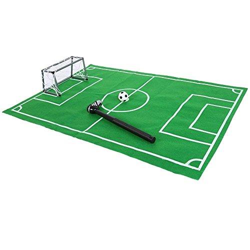 Tragbar Toiletten Fußball Spielzeug Fußballspiel WC-Fußball Set