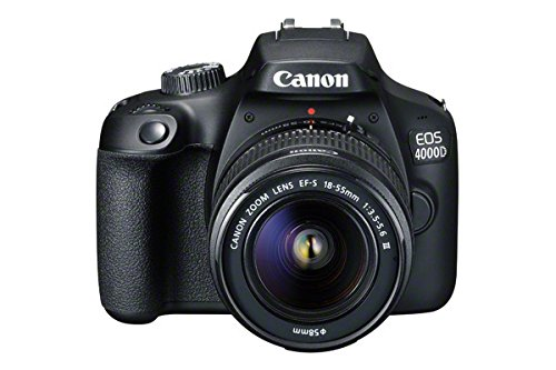 Canon EOS 4000D DSLR Camera and ...