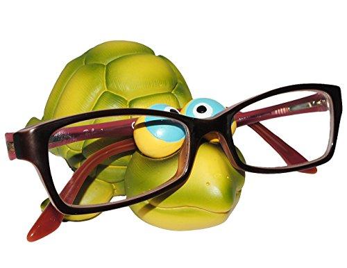 Brillenhalter - ' Tiere aus dem Zoo ' - stabil aus Kunstharz - universal Größe - für Kinder &...