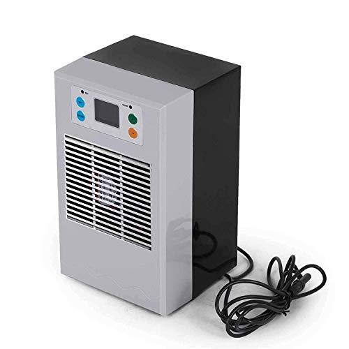 FlowerW 70W 20L Luftkühler Wasserkühler Mobile Klimaanlage Aquarium Kühler für Büro, Hotel, Garage