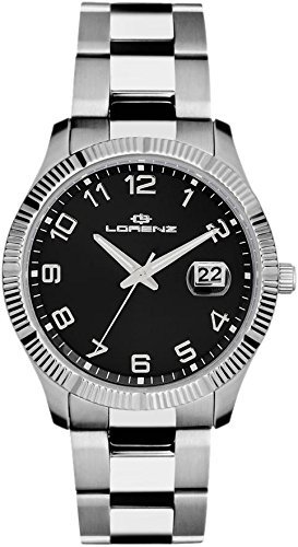 Lorenz 026978BB Herren Armbanduhr