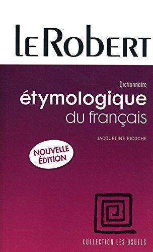 Etymologie Du Francais: Paperback Edition (Usuels - PB) par Jacqueline Picoche