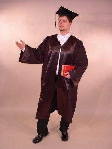 Karneval Herren Kostüm Richter oder Anwalt Robe (Richter Kostüme Erwachsene Robe)