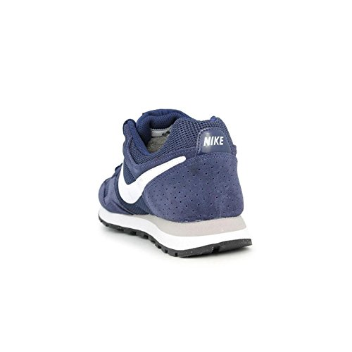 Nike MD RUNNER TXT - 629337 101 - Chaussures - Homme - Taille: 41 - Blanc/Noir