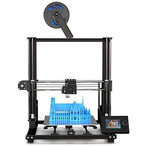 Betty Anet A8 Plus DIY 3D Impresora Marco Aluminio