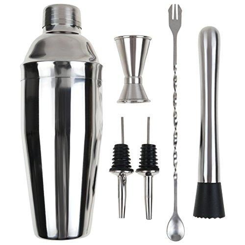 Cocktail Shaker Set di...
