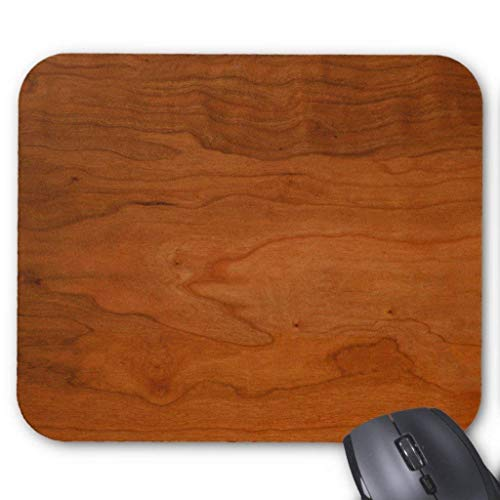Med Wood Grain Mouse Pad 7.08X8.66 inches/18X22 cm (Med-maps)