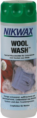 Nikwax Waschmittel Wool Wash VPE6, transparent, 300 ml, 30212