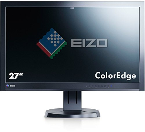 Eizo CX271-BK 27-Inch IPS LED Monitor - Black UK