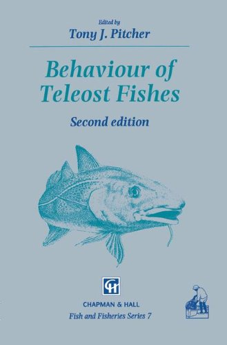 Behaviour of Teleost Fishes (Fish & Fisheries Series)