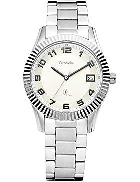 Orphelia Damen-Armbanduhr Analog Edelstahl 132-2705-88
