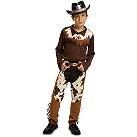 My Other Me - Disfraz de Vaquero, talla 10-12 años (Viving Costumes MOM00844)