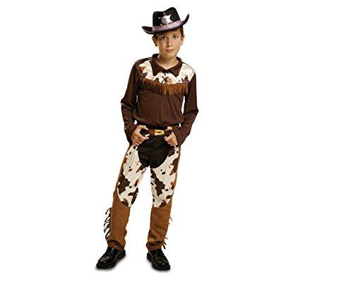 Imagen de my other me  disfraz de vaquero para niño, 10 12 años viving costumes 200844