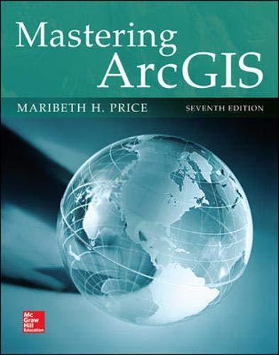 Mastering ArcGIS por Maribeth Price