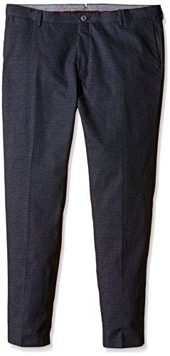 Calvin Klein Hampton-S Pntchk15402 - pantalón para hombre, (Blu 425 425), 52 (54)