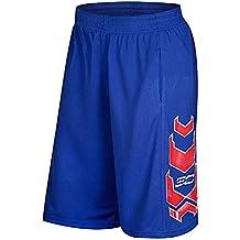 JiaMeng Hombres Gimnasio Entrenamiento Jogging Pantalones Cortos Botas para el Sudor Transpirable Fitness Deporte de Playa