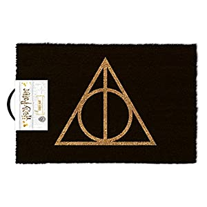 Harry Potter - Doormat Deathly Hallows 30