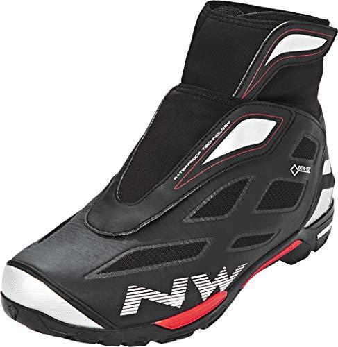 Northwave X-Cross GTX Winter MTB Trekking Fahrrad Schuhe schwarz 2020: Größe: 43