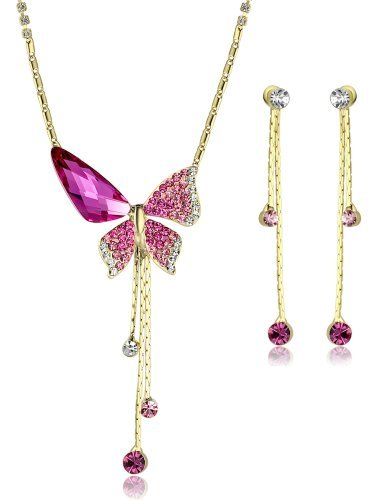 butterfly-sunburst-austrian-crystal-necklace-and-earring-set-pink-3007701