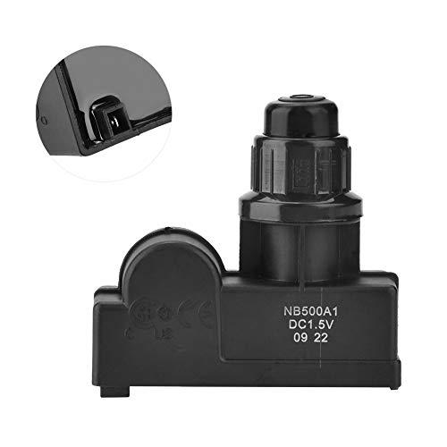 Funkengenerator Elektronischer Grill-Gaszünder Flammenanzünder AA Batterie Druckknopf Zünder Ersatz mit Puls-Prinzip für Char-Broil die meisten Grills Batterien ausgenommen 1 Outlet