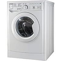 Indesit EWC 61252 W FR Autonome Charge avant 6kg 1200tr/min A++ Blanc machine à laver - machines à laver (Autonome, Charge avant, Blanc, boutons, Rotatif, Gauche, Blanc)
