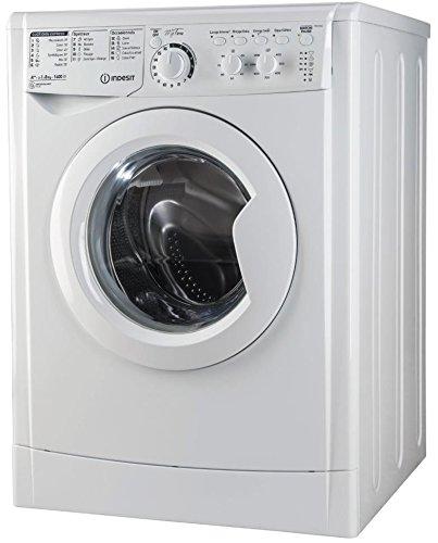 Indesit EWC 61252 W FR Autonome Charge avant 6kg 1200tr/min A++ Blanc machine à laver - machines à laver (Autonome, Charge avant, Blanc, boutons, Rota...