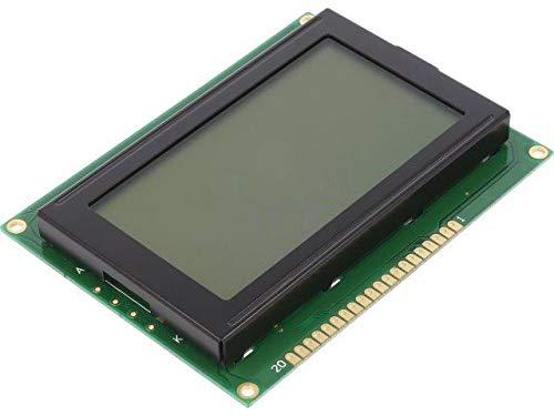 DEM128064A-FGH-PW Display LCD graphical FSTN Positive 128x64 LED Fstn-display