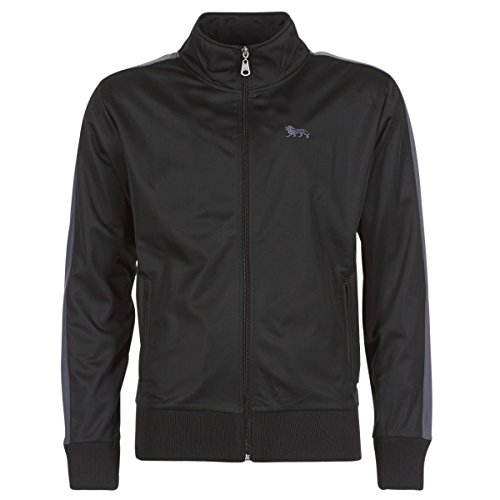 Lonsdale London Herren HORNSEA Men Tricotjacket, Black, L