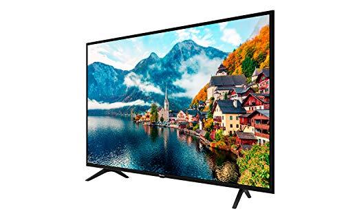 41RVHLsc99L - Hisense H50BE7000 - Smart TV 50' 4K Ultra HD, 3 HDMI, 2 USB, Salida óptica y de Auriculares, WiFi, HDR, Dolby DTS, Procesador Quad Core, Smart TV VIDAA U 3.0 con IA