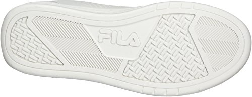 Fila Damen Crosscourt 2 Low Wmn Sneaker Mehrfarbig (White/Gold)