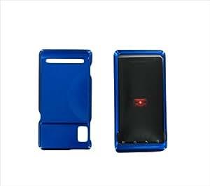 Verizon Snap-On Hard Cover for Motorola Droid 2 (Blue)