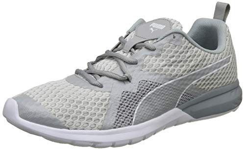 b3537e348ee Puma Men s White-Quarry Running Shoes-8 UK India (42 EU)(4059507791849)