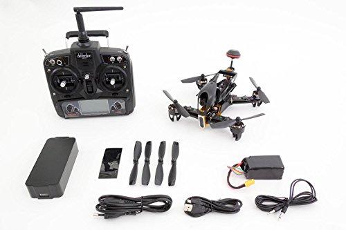 XciteRC 15003900 - FPV Racing Quadrocopter F210 RTF mit Sony HD Kamera, OSD, Akku, Ladegerät und Devo 7 Fernsteuerung, weiß - 2