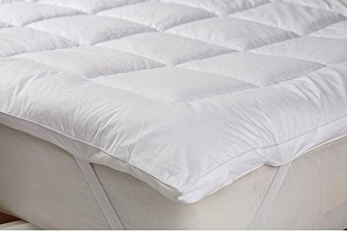 The Bettersleep Company Brand - HOTEL QUALITY MICROFIBRE MATTRESS TOPPERS DOUBLE BED 137x193cms