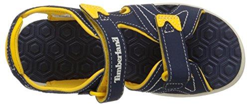 Timberland  Toddlers Sandal  Blue  Navy   Yellow   12 5 UK  31 EU