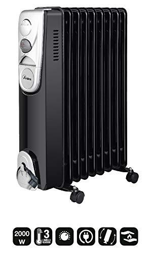 Zoom IMG-1 ardes ar4r09b ar4r09 oilo9 radiatore