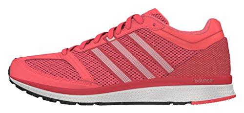 adidas Mana Rc Bounce W, Chaussures de Running Entrainement Mixte Adulte Rouge - Rojo (Rojimp / Ftwbla / Rojray)