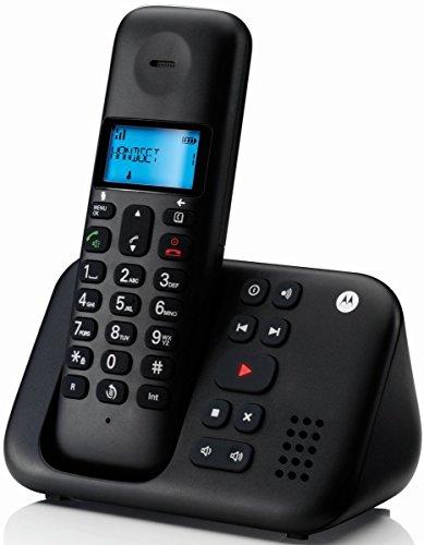 Motorola T311B T3-Schnurlostelefon schwarz
