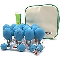 XIHAA Saugnäpfe Set Schröpfen, Akupunktur Physikalische Therapie Gläser der Magnetischen Massage Für Vakuum-Schröpfen... preisvergleich bei billige-tabletten.eu