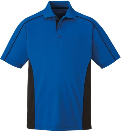 Extreme eperformance Herren 's Plus Sicherung Haken Pro Polo Shirt TRUE ROYAL 438