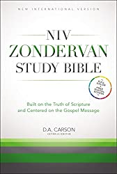 Study Bible-NIV: Built on the Truth of Scripture and Centered on the Gospel Message