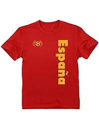 Green Turtle T-Shirts Camiseta para niños - Apoya a la selección Española en  el fe254bbeda47d
