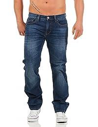 Big Seven XXL Jeans Sapphire blue comfort fit Herren Hose Übergröße neu