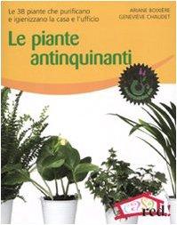 Le piante antinquinanti di Géneviève Chaudet