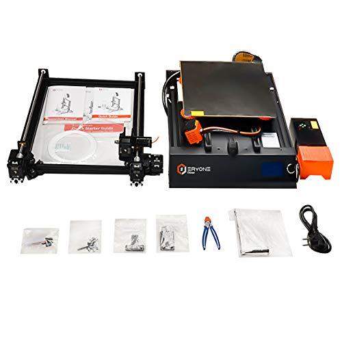 Eryone 3D Drucker Thinker S, Super leise,Magnetische und Flexible PEI-Druckoberfläche, Verbesserte XYZ-Achse, Extruder und Druckplattform, Druckgröße 300x300x400mm - 5