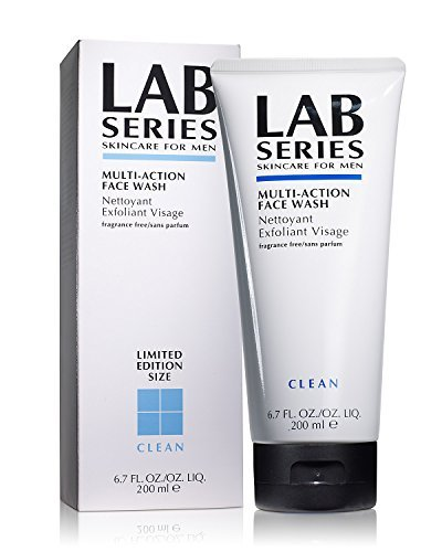 Lab Series Multi-action Face Wash (LAB SERIES Multi-action Face Wash, 6.7 Ounce by Lab Series)