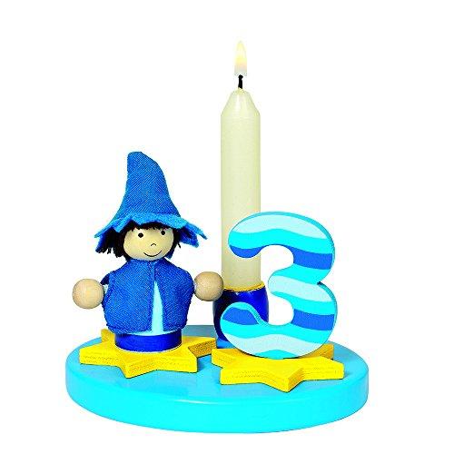Goki 60863 - Dekoration - Geburtstagskind - kleiner Junge