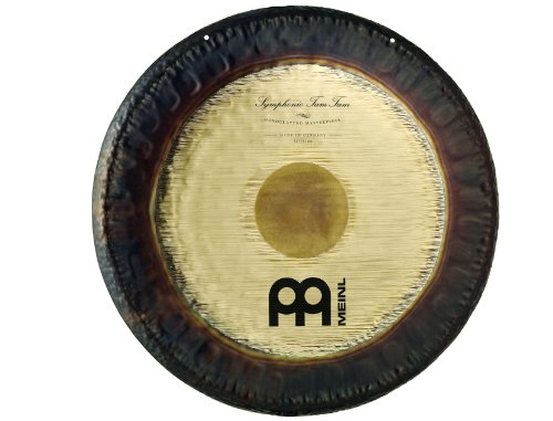 Meinl 32 inch C#2-D2 Frequenzspektrum Tam Tam