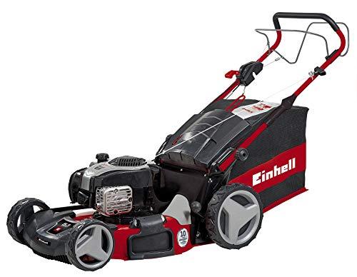 Einhell GE-PM 53 VS HW B&S- Cortacésped de gasolina 2300 W, altura de corte 6 niveles   25-70 mm ...